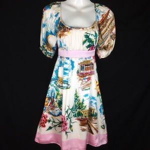 VOOM   pin up dress